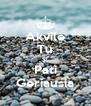 Akvile Tu Si Pati Geriausia - Personalised Poster A4 size