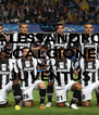ALESSANDRO SCALGIONE ALLA JUVENTUS  - Personalised Poster A4 size