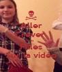 Aller Crever  Les Filles Sur la vidéo - Personalised Poster A4 size