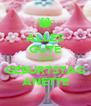 ALLES GUTE ZUM GEBURTSTAG ANETTE - Personalised Poster A4 size