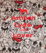 Amber Lyde Dog Lover  - Personalised Poster A4 size