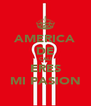 AMERICA DE CALI ERES MI PASION - Personalised Poster A4 size