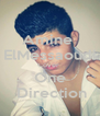 Amine  ElMessaoudi Cover  One  Direction - Personalised Poster A4 size