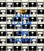 AND CALM  KEEP ON CARRY - Personalised Poster A4 size