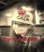 and  Parabens Deth  - Personalised Poster A4 size