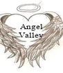 Angel Valley    - Personalised Poster A4 size