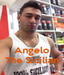 Angelo The Sicilian - Personalised Poster A4 size