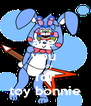 are  you  ready  for toy bonnie - Personalised Poster A4 size