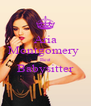 Aria Montgomery  Best Babysitter  - Personalised Poster A4 size