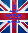 ARIF FATUR RACHMAN #anak 72 - Personalised Poster A4 size