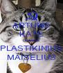 ARTURO KATE GAMINA PLASTIKINIUS MAISELIUS - Personalised Poster A4 size
