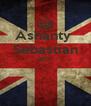 Ashanty  Sebastian BFF   - Personalised Poster A4 size