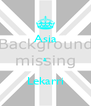 Asia  &  Lekarri - Personalised Poster A4 size