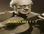 AUGURI ! ! !  - Personalised Poster A4 size