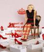 Auguri di  cuore  ad  una persona      SPECIALE  happy birthday  Lina  - Personalised Poster A4 size