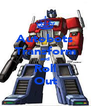 Autobots Transform and Roll Out - Personalised Poster A4 size