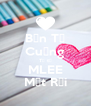 Bọn Tớ Cuồng Tỷ tỷ MLEE Mất Rồi - Personalised Poster A4 size