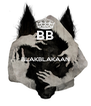 BB  BLAKBLAKAAN   - Personalised Poster A4 size