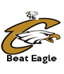 Beat Eagle - Personalised Poster A4 size