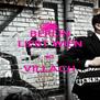 BERLIN LIEBT WIEN in VILLACH  - Personalised Poster A4 size