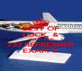 BEST OF LUCK  & ''MAX'' YOUR 737 REFRESHER EXAM !!! - Personalised Poster A4 size