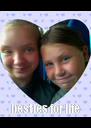 besties for life - Personalised Poster A4 size