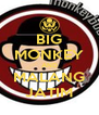BIG MONKEY AND MALANG JATIM - Personalised Poster A4 size