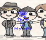 Big Time Rush is  My Life - Personalised Poster A4 size