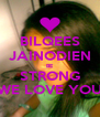 BILQEES JAINODIEN BE STRONG WE LOVE YOU - Personalised Poster A4 size
