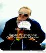 Bly Kalm En Flirt Met Twee Beste Vriendinne Op Dieselfde Manier - Personalised Poster A4 size