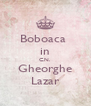Boboaca  in C.N. Gheorghe Lazar - Personalised Poster A4 size