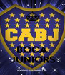 BOCA JUNIORS - Personalised Poster A4 size