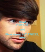 Bowl Haircut and Blue eyed HOTNESS, IAN! - Personalised Poster A4 size