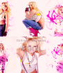 Britney Lithuania Fans  - Personalised Poster A4 size