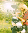 Bruces favorite dream lol never going to have it! - Personalised Poster A4 size