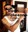 Buon  Compleanno GioGgia   - Personalised Poster A4 size