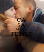 CA  SA  MOARA FETILII  - Personalised Poster A4 size