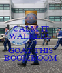 CALM IT WALKERS  U -V - F GOAT THIS BOOMBOOM - Personalised Poster A4 size