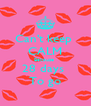 Can't keep  CALM Because  28 days  To go - Personalised Poster A4 size