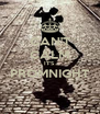 CAN'T CALM IT'S PROMNIGHT  - Personalised Poster A4 size