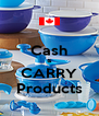 Cash & CARRY Products - Personalised Poster A4 size