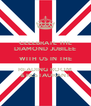 CELEBRATE THE DIAMOND JUBILEE WITH US IN THE READING ROOM & RESTAURANT - Personalised Poster A4 size