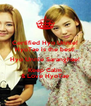 Certified Hyo Unnie! HyoTae is the best! Hyo Unnie Saranghae! Keep Calm & Love HyoTae - Personalised Poster A4 size