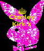 Charley Kirk x    - Personalised Poster A4 size