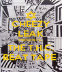 CHEEZY LEAK PRESENTS : THE T.H.C. BEAT TAPE  - Personalised Poster A4 size