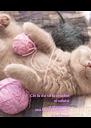 Chi fa da sé fa crochet vi saluta  e vi augura  una buona notte!!! A presto! - Personalised Poster A4 size