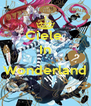 Ciele  In  Wonderland  - Personalised Poster A4 size
