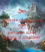 ciencia comprova que 8576736657646 pessoas não  leram o number - Personalised Poster A4 size