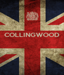 COLLINGWOOD    - Personalised Poster A4 size