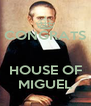 CONGRATS   HOUSE OF MIGUEL - Personalised Poster A4 size